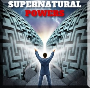 healings with god supernatural powers