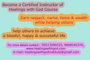 healings with god instructor
