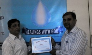 instructor of healings with god