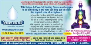 Healings with God Mumbai